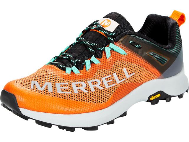 Merrell MTL Long Sky Schoenen Heren, oranje/groen